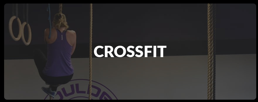 CrossFit Classes near Boulder CO